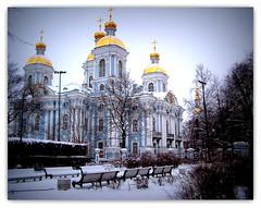 un peu de neige pour ceux qui ont déjà chaud... (Save planet Earth !) Tags: russie st pétersbourg amcc hiver winter