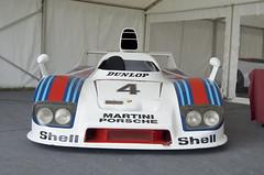 Porsche 936 Race Car (John McCulloch Fast Cars) Tags: porsche 936 white 1977year ickx barth haywood martini