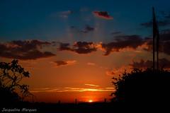 Pôr do Sol - Jaguariuna/SP (jacqueline_am) Tags: saopaulo br brasil pordosol natureza crepusculo