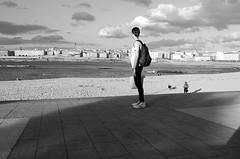 (fernando.barcia) Tags: acoruña galiza galicia blancoynegro street leica metropolis underground