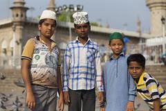 Cool Youngsters (Arpa Ghosh) Tags: charminar history laad bazar market telangana hyderabad tourism india canon 121clicks heritage nizam qutub