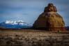 Church Rock (CMy23) Tags: utah absolutelystunningscapes church rock mountain snow desert
