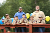 Pack 39 Cub Scout Bridge Over - 5/30/17