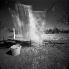 laundry (Foide) Tags: pinhole realitysosubtle rss6x6f spring laundry