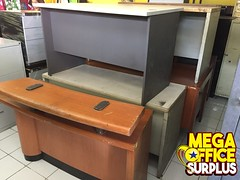 Used Furniture Office Table Desk Supplier - Megaoffice Surplus Philippines (megaofficesurplus) Tags: megaoffice surplus used office furniture supplier japan tokya second hand 2nd segunda mano cheap best lowest table desk manager executive pantry kitchen counter round folding foldable typing computer meeting conference metal steel wood teachers printer vshape hmr officebuster liquidation importer trader buyer seller showroom branches zalora lazada online sanyang san yang waltermart allhome
