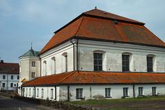 Synagogue in Tykocin (gpiaskowski) Tags: jews tykocin poland podlasie synagogue