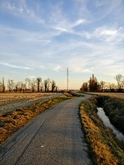 IMG_20170225_174235 (storvandre) Tags: storvandre lombardia lombardy countryside campagna nature landscape road zibido milano parco agricolo