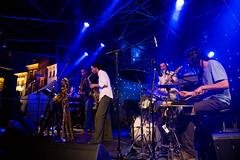 Black Flower (Jazz in Duketown 2017) Tags: blackflower kerkplein wimroelsma artishoot artishootfotografie vrijdag