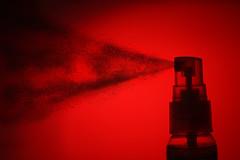 Spray Silhouette for Macro Mondays (Wim van Bezouw) Tags: macromondays silhouette sony ilce7m2 object spray water splash