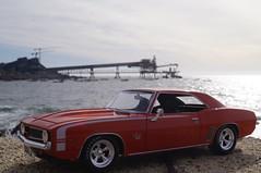 1969 Chevrolet Camaro SS diecast 1:24 made by Autoworld (rigavimon) Tags: diecast miniaturas 124 chevrolet camaro ss 1969 antofagasta