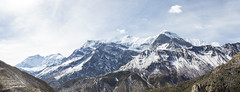 Majesty (Ali Sabbagh) Tags: green panorama himalayas nepal landscape annapurna poonhill canon eos7d