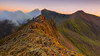 R E F L E C T I O N (elganjones1) Tags: crib goch selfie mountains climbing hiking adventure wales snowdonia eryri clouds sunset chasing light canon 6d 1740mml