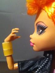 Pasta bracelet 1 (Anderson's All-Purpose) Tags: monster high monsterhigh dolljewelry howleen