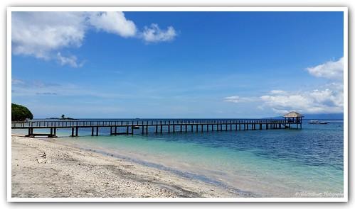 Plage près de Sekotong- Sud-Ouest de Lombok- Indonésie- Indonesia