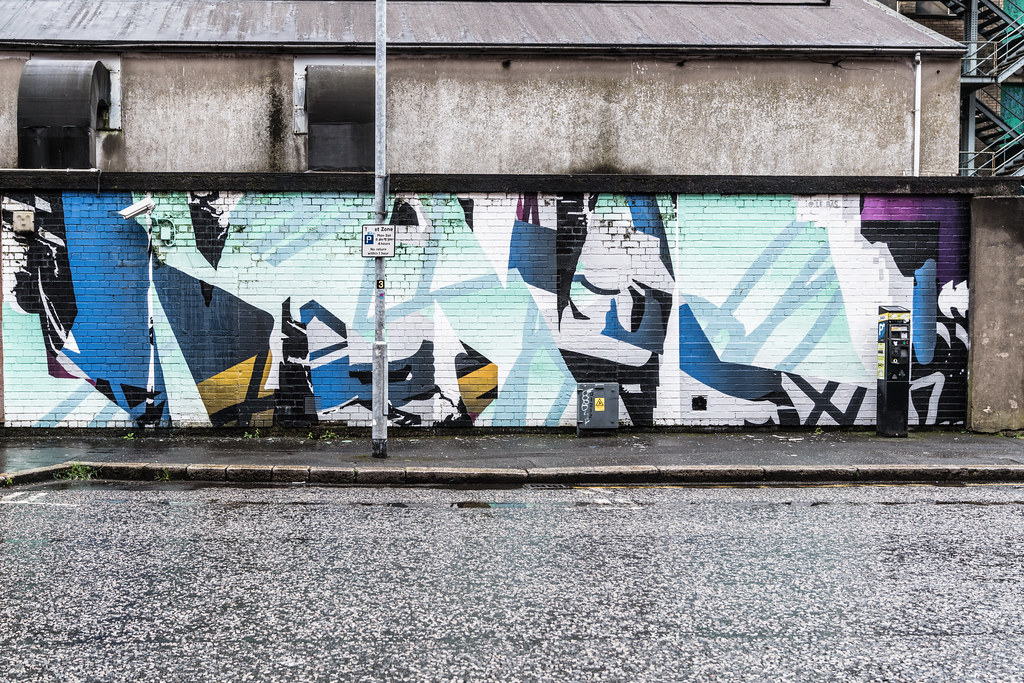 STREET ART AND GRAFFITI IN BELFAST [ANYTHING BUT THE FAMOUS MURALS]-129151