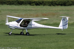 F-JBWO - Pipistrel Alpha Trainer, rolling for departure on Runway 26R at Barton (egcc) Tags: alphatrainer barton cityairport egcb fjbwo lsa lightroom manchester microlight pipistrel wwwpipistreleu