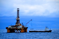 John Shaw drilling Rig (davidstyles1) Tags: drilling offshore offshoreoilandgas vessel shipspotting shipoilplatform northsea