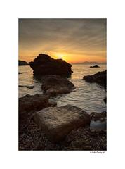 Sunset in Betlem (g.femenias) Tags: sunset sunsetlight seascape landscape sea rocks sun sky betlem artà malloca
