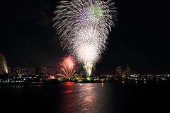 Yokohama Fireworks 2017 (cate♪) Tags: fireworks yokohamaharbor minatomirai