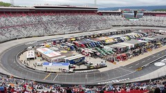 Another video of the Food City 500 at Bristol Motor Speedway (Hazboy) Tags: hazboy hazboy1 nascar auto car race racing bristol motor speedway food city 500 tennessee sport usa us america video