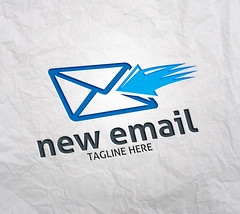 New Email1 (Acongraphic) Tags: arrow backup computer connecting courier data delivery envelope fast forward inbox internet iphone message mobile pixel platform post replay services software spam storage urgent web mail email