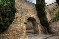 Muralla de Úbeda (Jaén) (Jose Manuel Cano) Tags: muralla wall jaen ubeda españa spain ciudad city piedra stone nikond5100