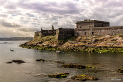 Castillo de San Anton (ton21lakers) Tags: castillo san anton coruña galicia españa mar ria canon tamron toño escandon