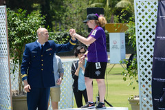 20170611-Track-JDS_9582 (Special Olympics Southern California) Tags: awards letr longbeach military summergames sunday highfive track