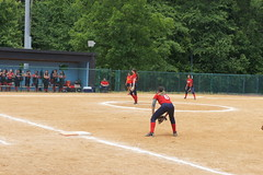 (psal_nycdoe) Tags: 201617 psal public schools athletic league nycdoe new york city nyc softball b division queens high school teaching john f kennedy campus the scholars academyjane addams semifinal semifinals semis college staten island csi playoffs girls hs academy jane field department education