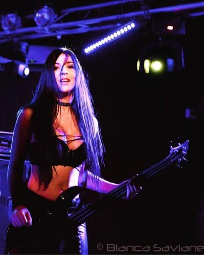 Alice Pandini 🎸 #rock #alternativerock #elettritv 🎥   #alternative 💥 #killinbaudelaire #metal #concerti 🙌 #music #underground #dalvivo #sottosuolo 👠 #rockgirls 😱 @killinbaudelaire #musica #italia