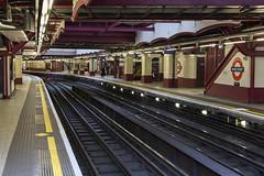 Baker Street station, Marylebone Road, NW1 (Tetramesh) Tags: tetramesh london england britain greatbritain gb unitedkingdom uk localhistory nowandthen thenandnow pastandpresent oldlondon lostlondon presentandpast londonpast socialhistory uklocalhistory londonlocalhistory transporthistory londonstransportpastandpresent londonstransportnowandthen londonstransportthenandnow londonunderground tfl londontransport tube thetube metro