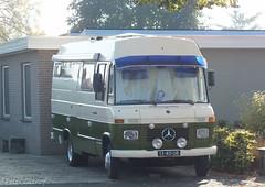1977 Mercedes-Benz L608D Camper (peterolthof) Tags: bergenopzoom peterolthof 1340ub mercedesbenz l608d