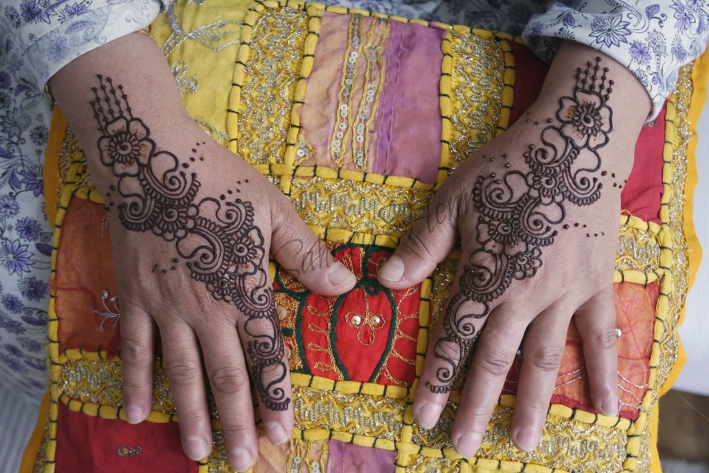 Mehndi Tattoo Wien : The world s best photos of art and mehndi flickr hive mind