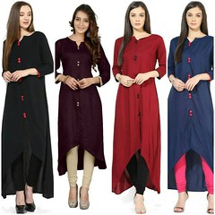 IMG_8832 (Zodiac Online Shopping) Tags: kurti top indianwear fashion zodiaconlineshopping clothing ethnic classy elegant trendy anarkali dress gown womenwear indowestern function party wedding occasion georgette rayon