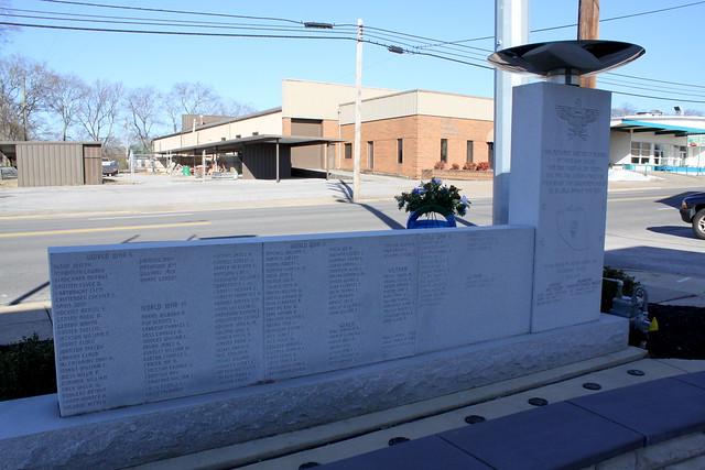 Wilson County War Memorial