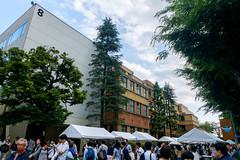 DSCF6373e (naofumitaguchi) Tags: fujifilm xm1 tokyo japan 富士フイルム naofumitaguchi sakura 日本 東京 outdoor 上智大学 sophia university tower all sophians festival