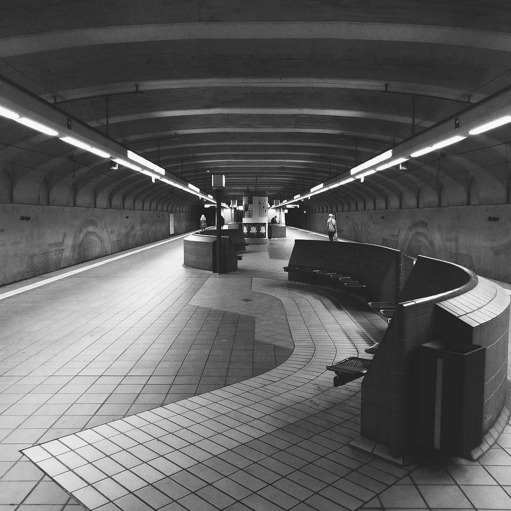 U-Bahnhof Alte Oper, Frankfurt