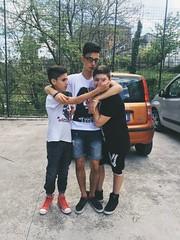 Pargoli dell'acr (Lucia Boldrini) Tags: children potrait people vsco acr boys