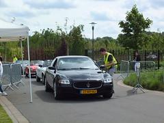 Maserati Quattroporte (peterolthof) Tags: peterolthof concorsoitaliano boxtel 21052017 maserati quattroporte