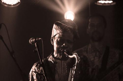 2017 - XJAZZ FESTIVAL (GER) (61) - Orlando Julius & The Heliocentrics