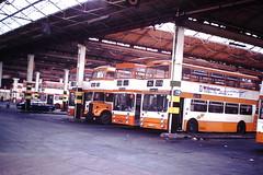 Hyde Road Depot (ee20213) Tags: greatermanchestertransport hyderoaddepot nnb536h arj200b lna287g 2087 yna308m 7353 gmpte 3049 1031 gmt