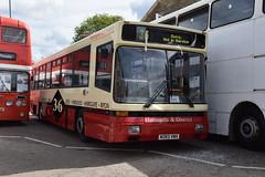 M393 VWX (markkirk85) Tags: fenland busfest bus buses fest whittlesey volvo b10b58 alexander strider harrogate district new 41995 365 b10b 58 m393 vwx m393vwx