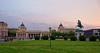Vienna / Heldenplatz / Sunset (Pantchoa) Tags: vienna vienne heldenplatz pelouse gazon statue cheval archiduccharlesdautriche placedeshéros réverbère coucherdesoleil d7200 18140 sunset