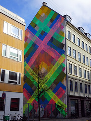 Graffiti in Copenhagen 2016 (kami68k -all over-) Tags: copenhagen kopenhagen 2016 graffiti streetart street art mural mayahayuk