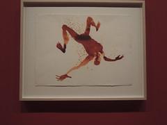 Concept (2001) - Antony Gormley (London, born 1950) - Exposition Rodin - Grand Palais - Paris - Île-de-France - Juin 2017 (jeanyvesriou1) Tags: art arte contemporaryart artcontemporain antonygormley dessin drawing