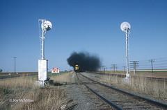 What's Coming? (joemcmillan118) Tags: santafe texas wilsey texaspanhandle alco rsd15 signals
