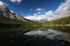 Wedge pond Kananaskis Alberta Canada (davebloggs007) Tags: wedge pond kananaskis alberta canada june 2017