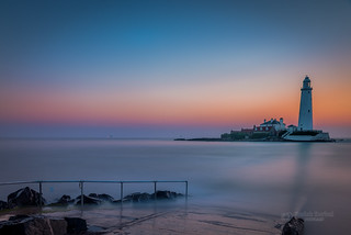 Dawn at St. Mary's Lighthouse