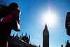 (blincom) Tags: blincom london bigben clocktower palaceofwestminster parliamentoftheunitedkingdom cityofwestminster westminster blue westminsterbridge