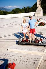 IMGP2661 (proofek) Tags: bitwa cmentarz generałanders italy klasztor montecassino wakacje włochy wspomnienia